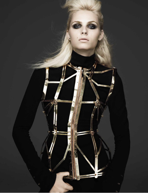 hausofandrejpejic:  Andrej Pejic for 7 Hollywood Magazine [HQ pics from @AnneVCentral]