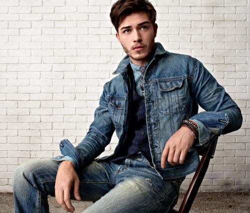 ohmyfrancisco:  Francisco Lachowski for Nordstrom