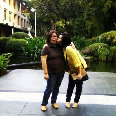 To the best mom in my world. <3 <3   #regram #WHPmotherlylove #potd #igmanila #love #mommy  (at Greenbelt 5, Makati City)