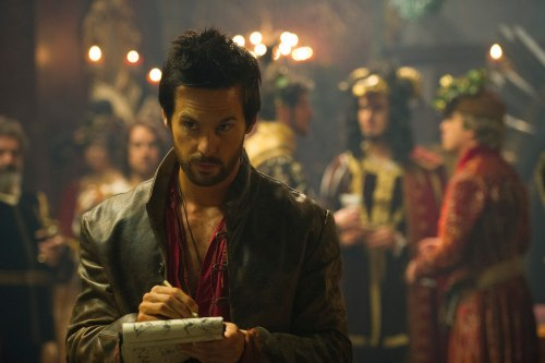 tomriley:  Da Vinci's Demons broadcasts on FOX TV in Italy tonight! Gorgeous hi-res photos from FOX TV UK Facebook.