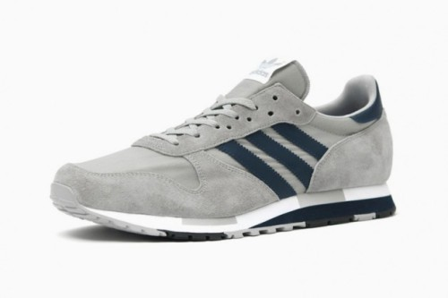 highsnobiety:  adidas Centaur Grey & Navy – size? Exclusive