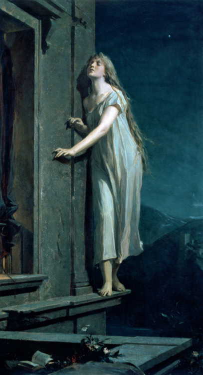 dappledwithshadow:  the sleepwalker - maxmilian pirner