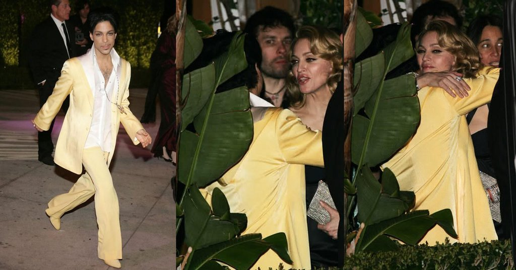 Image result for prince and madonna