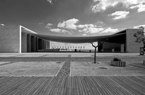 Pavilion of Portugal - Alvaro Siza