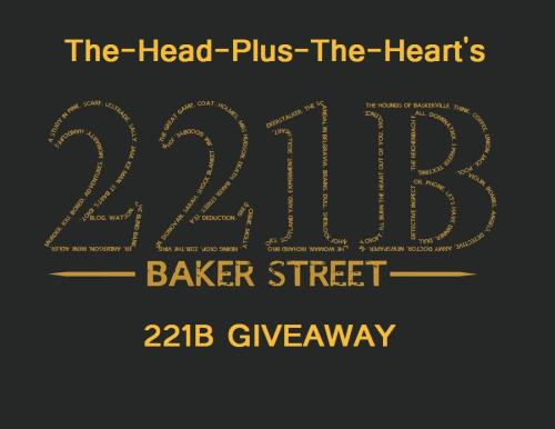 the-head-plus-the-heart:   221B Follower Giveaway!  Okay.So I have reached the monumental 221 follower mark on my Sherlockcentric blog. To me this is cause for celebration. As a thank you to you all, I will be facilitating my very first giveaway. Having joined Tumblr late in the summer of 2012, It gives me much joy to have gained every follower I have thus far. Thank you all so very much.  RULES: GIVEAWAY will run till Midnight EST on March 5th Iwill ship anywhere in the world You Must be a follower (new follows are welcome and can join in as well) You are allowed to Reblog 3 times Likes also Count ABSOLUTELY NO GIVEAWAY BLOGS ALLOWED (I will be checking.) Winners will be determined by a random number generater PRIZES:  (^THIS IS WHAT THE FAWNLOCK KEYCHAIN LOOKS LIKE) FIRST PLACE ;Chibi Fawnlock keychain (original concept of this Sherlock AU belongs to Krista and Paula AKA Bennylegs and Invisible Sarcasm), freecustom keychain featuring any character/pairing of your choice (can be from outside of Sherlock), plus a ficlet(with a bonus illustration) that will also feature any character/pairing of your choice. SECOND PLACE ; Chibi Fawnlock keychain, free custom keychain featuring any Sherlockcharacter/pairing of your choice, and a ficlet that will also feature any Sherlock character/pairing of your choice. THIRD ; Chibi Fawnlock keychain, free custom keychain featuring any Sherlock character/pairing of your choice.                 (MORE ITEMS MAY BE ADDED LATER ;D) EDIT:Changed date XD (there is no Feb 30th)