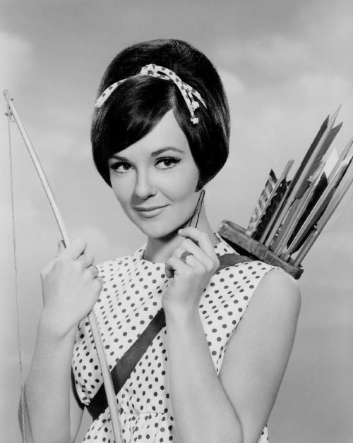 retrogirly:  Shelley Fabares, 1966