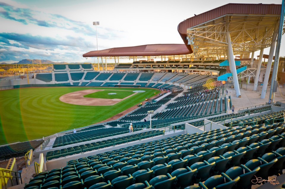 Estadio Sonora. The Caribbean Series begins there on Friday. Source