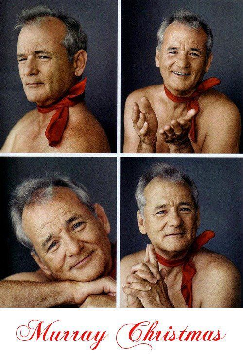 Murray Christmas, y'all!