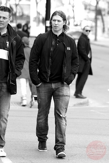 varlysuperfan:  Backstrom in Montreal on 4/19/2013 Photo by 25Stanley.com