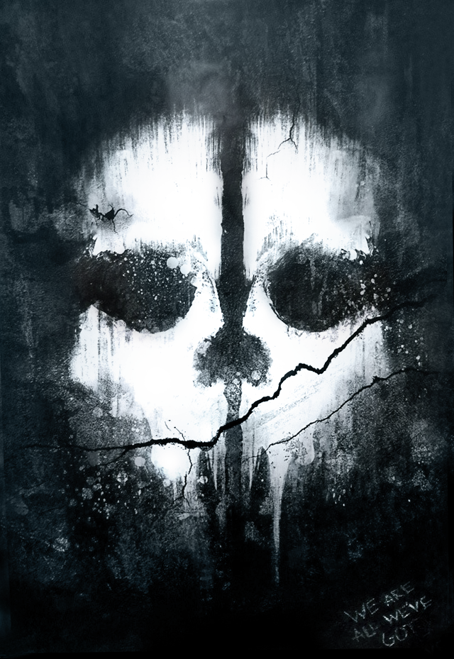 gamefreaksnz:  Call of Duty: Ghosts teaser trailer released  The first official teaser trailer for Activision's Call of Duty: Ghosts has been released, along with an official website.