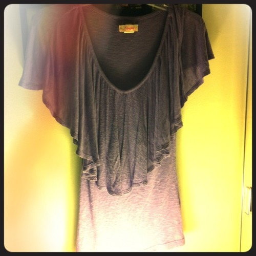 I just added this to my closet on Poshmark: Pastel Purple Tank Tee. (http://bit.ly/14lPiFF) #poshmark #fashion #shopping #shopmycloset