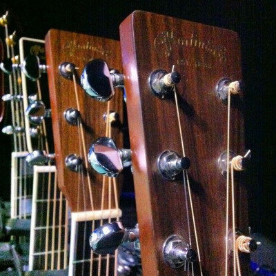 Martin Guitars  Photo by TomBanks