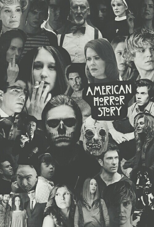 Quotes From American Horror Story Collage. QuotesGram Quotes About Falling Apart