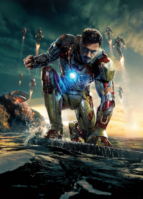 Review | Iron Man 3  Like the great inventor cycling through newer, better versions of his armour, the Iron Man series continues to upgrade itself – bigger, smarter and more enjoyable than ever.  by Adrian Hatwell