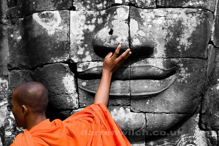 Angkor, Cambodia By Darren Wilch  via: http://www.flickr.com/photos/reedrunner59/5685665005/