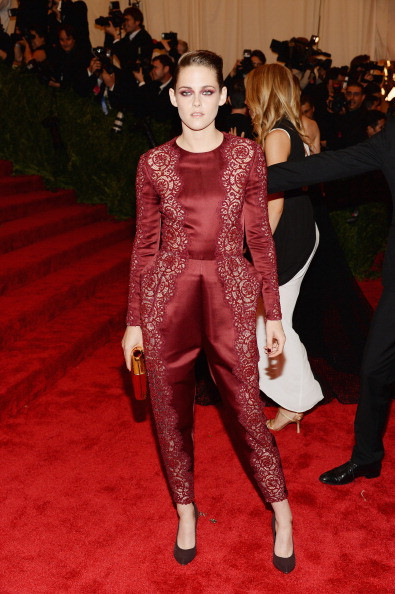 Kristen Stewart - Punk Rock Princess: Kristen Stewart in @StellaMcCartney. Stylist: @TaraSwennen. Ma