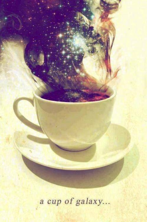 zlatkamrs:  a cup of galaxy…