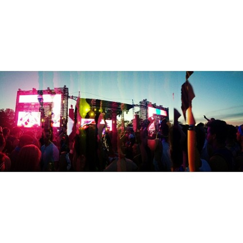 #EDCNYC2013 (at Citi Field)