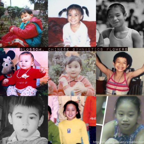 More Baby Pictures! Guess Who They Are ^ ^ ———————— ANSWER: Top row: Zou Kai, Huang Huidan, Li Xiaoshuang Middle row: Feng Zhe, Mo Huilan, Yang Yilin Bottom row: Zhang Chenglong, Huang Qiushuang, Sui Lu