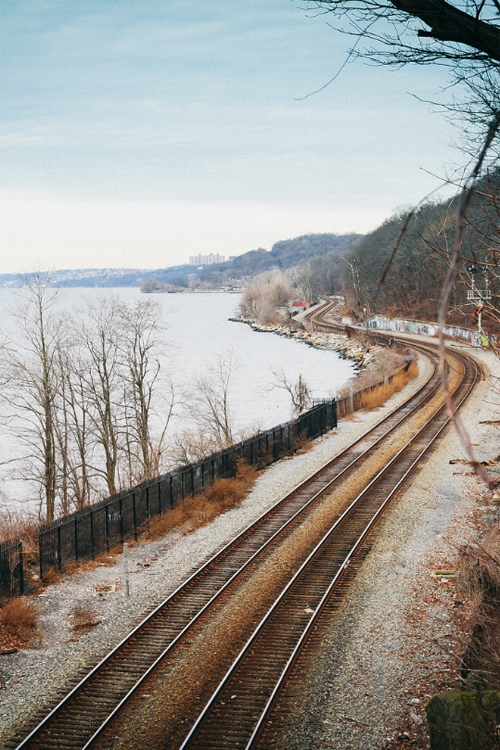 plasmatics-life:  Hudson River Valley Greenway Tracks