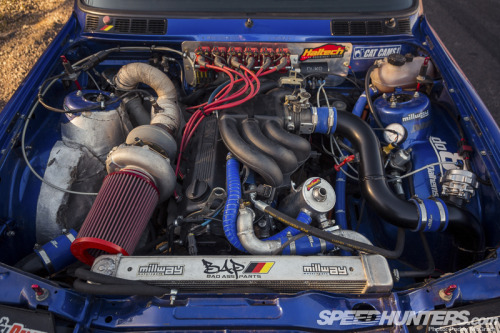engine-lock:  Speed Hunters: Car Feature The Murderous Motor: A 931 BHP BMW E30 Turbo