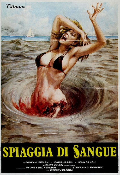 monsterman:  Blood Beach (1981)