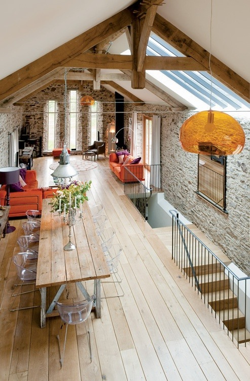 myidealhome:  attic space