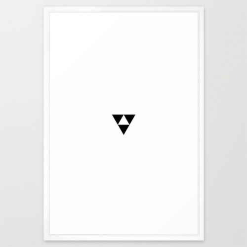 deadfoxclothing:  Inverted Triforce