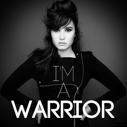"an-infinite-life:  ""Warrior"""