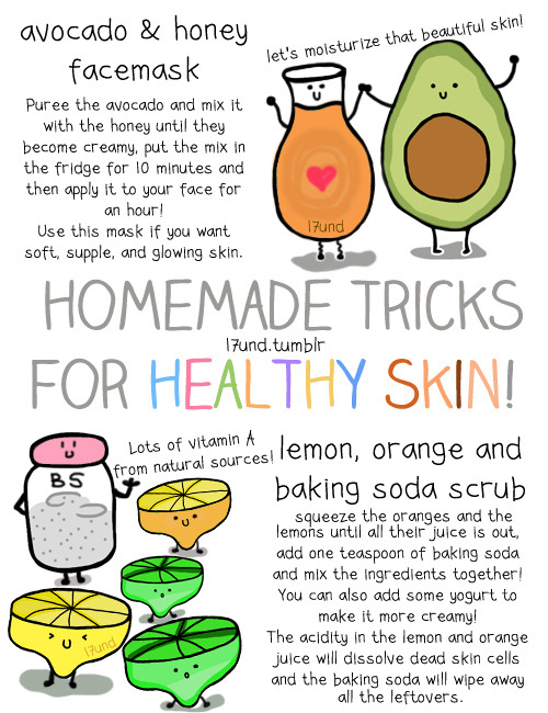 gettingahealthybody:  Natural beauty tricks/tips!