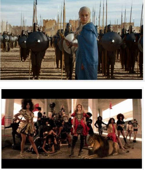 Daenerys Targaryen And Beyonce Were Obviously Separated At Birth
