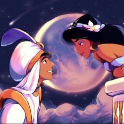 My fav movie ever! #Aladdin #Jasmine #Disney #Couple #Classic