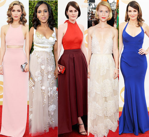 Best Dressed at The Emmys, Top Nail Trends From Milan, And More A closer look at the leading Hollywood ladies in contention for best dressed at yesterday's Emmys. [InStyle] Who gets the award for prettiest hair, makeup, and nails on last night's red carpet? Birchbox UK has rounded up its favorites and even included behind-the-scenes prepping photos! [Birchbox UK] Need some brow inspiration? Then you'll love this list of the best celebrity eyebrows of all time. [Huffington Post] Take a look at the top nail trends from Milan! [BellaSugar] Uh oh…looks like someone has already figured out a way to hack the new iPhone's fingerprint sensor. [Buzzfeed] The cat eye gets a new twist for spring thanks to Missoni. [BellaSugar] The previews for Rebel Wilson's new show Super Fun Night have certainly caught our attention. [Elle] —Ashley Want more buzz-worthy news? Stay in the know with more of our morning must reads. (photos: InStyle)