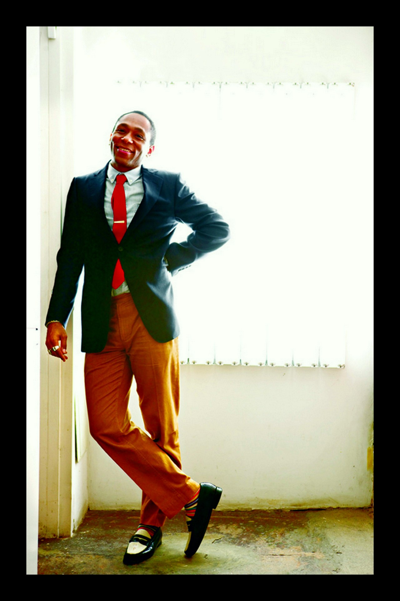 Speaking of Yasiin Bey, we absolutely love his style: classic & dapper.