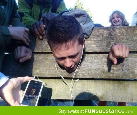 lifeistooyolo:  21St Century Torture - FunSubstance.com on We Heart It - http://weheartit.com/entry/62134599/via/lovetaniavicky  God be wiz ya! :(