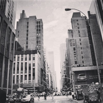 #nyc #newyork #city #bigapple #street #travel #love #miss #i#usa