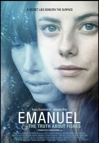 freyasfrench:  Cannes poster for Emanuel and the truth about fishes.