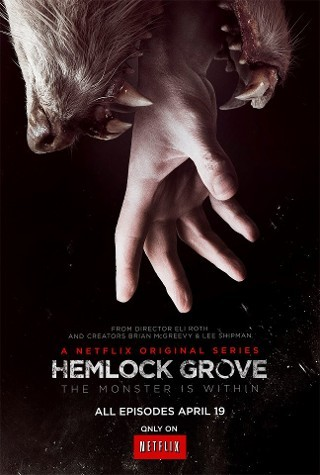 I'm watching Hemlock Grove                        445 others are also watching.               Hemlock Grove on GetGlue.com