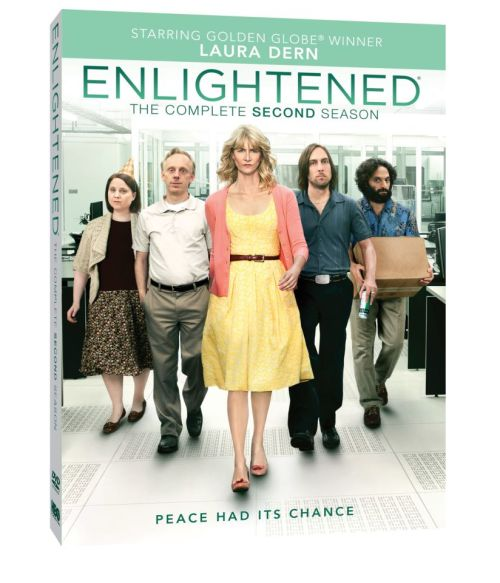 HBO finally announced the arrival of Enlightened Season Two on DVD.  August 13th cannot come quickly enough.