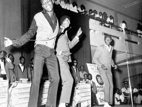 buttondownmoda:  Desmond Dekker and The Aces