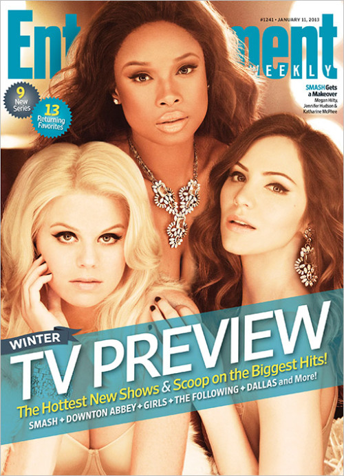 This week in EW: It's our winter TV preview, complete with an in-depth look at a show everyone wanted to love — and loved to hate.