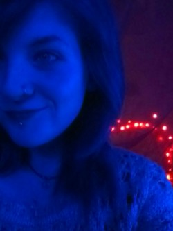 Loving the lights in my room