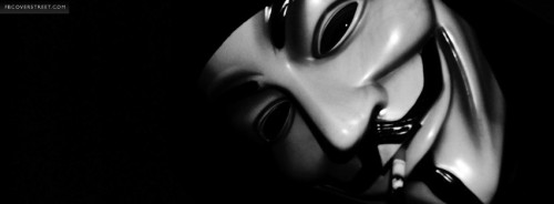 V For Vendetta Movie 4 Facebook Cover