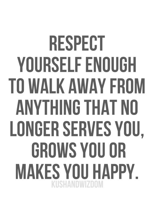 lacigreen:  yesss!!!1!  self respect is about staying true to yourself & doing what makes you happy.  :)