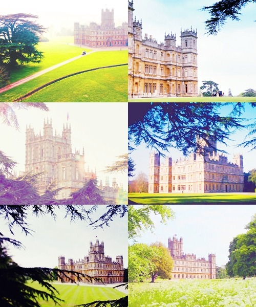 queen-of-love-and-beauty:  Downton Abbey