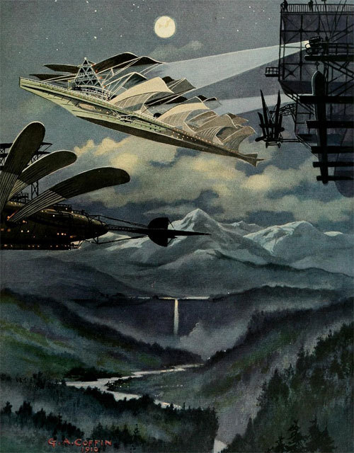 sunday fantasy #393: from Aircraft, June 1910