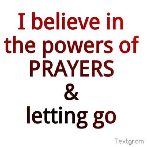 #prayer #letgo #God #powers #Christian