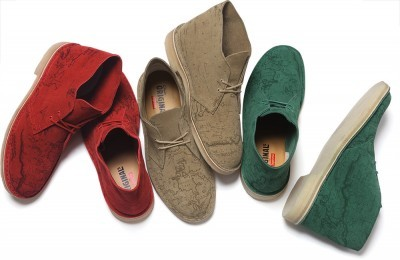 Supreme x Clarks 2013 Desert Boot Supreme and Clark are teaming up again they previously released a Supreme Wallabeethis time around…View Post