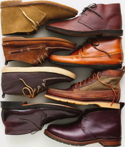 J.CREW MEN'S SHOES