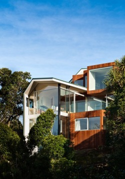 Seaview House/ Parsonson Architects